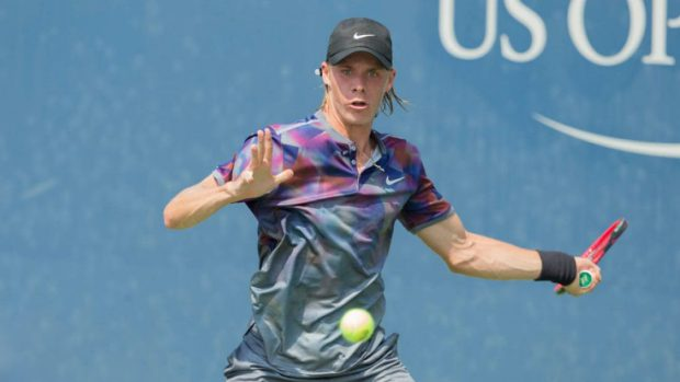 Image result for Shapovalov drawing comparisons to tennis' top stars