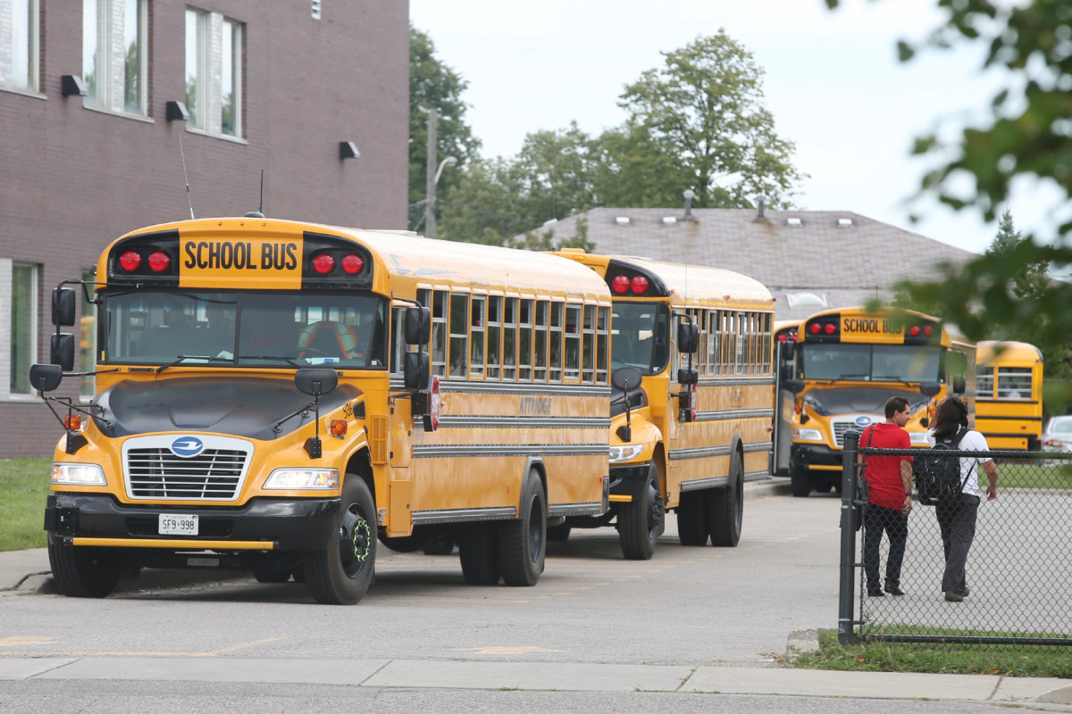 More Than 5 000 Students In Gta Still Affected By School