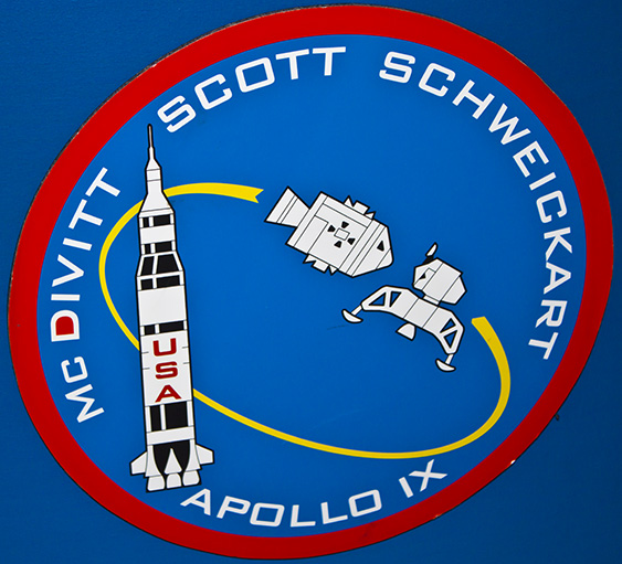 Apollo 9 Mission Insignia