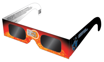 Solar shield glasses