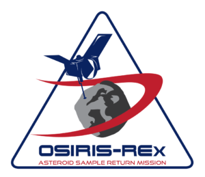 OSIRIS-REx Mission Logo - Source: NASA
