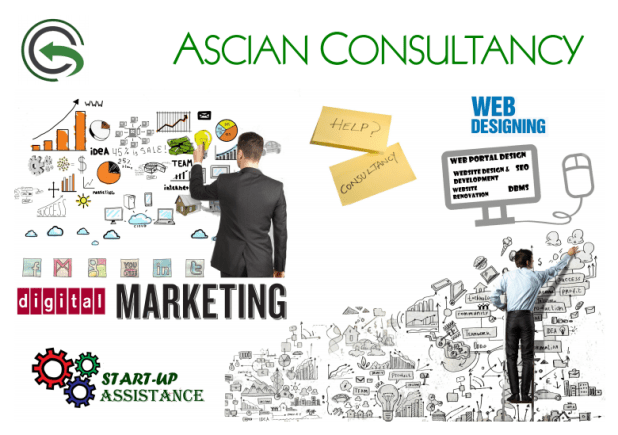 Ascian Consultancy – The Startup Assistant