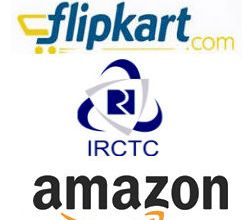 Flipkart Amazon Tie Up