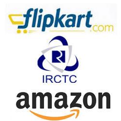 Flipkart Amazon Tie Up