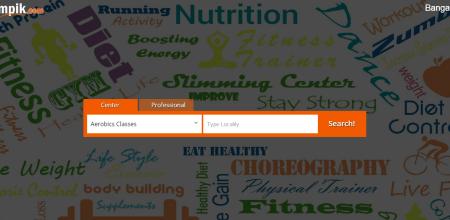 Gympik - Online Fitness Service Provider
