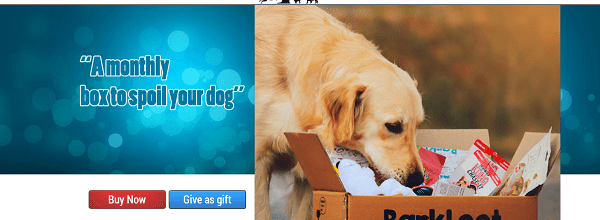 BarkLoot - Your Dog's Favorite Box