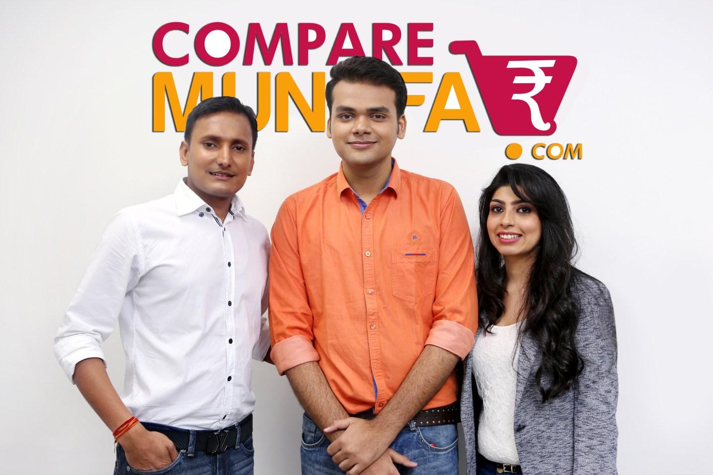 CompareMunafa Founders