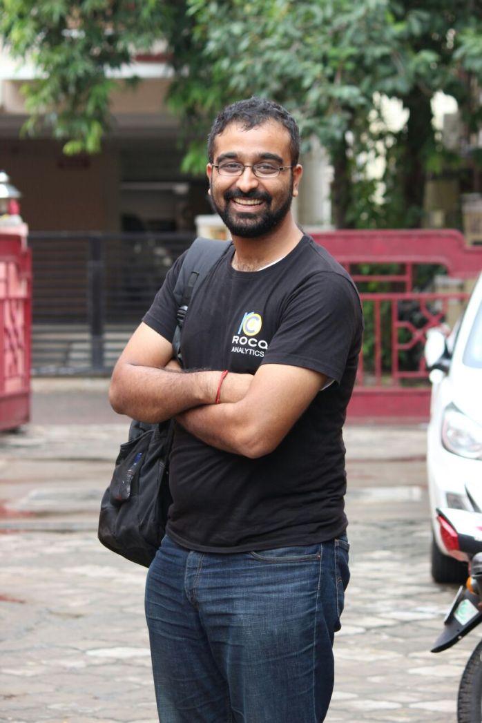 Nikhil M rocQ