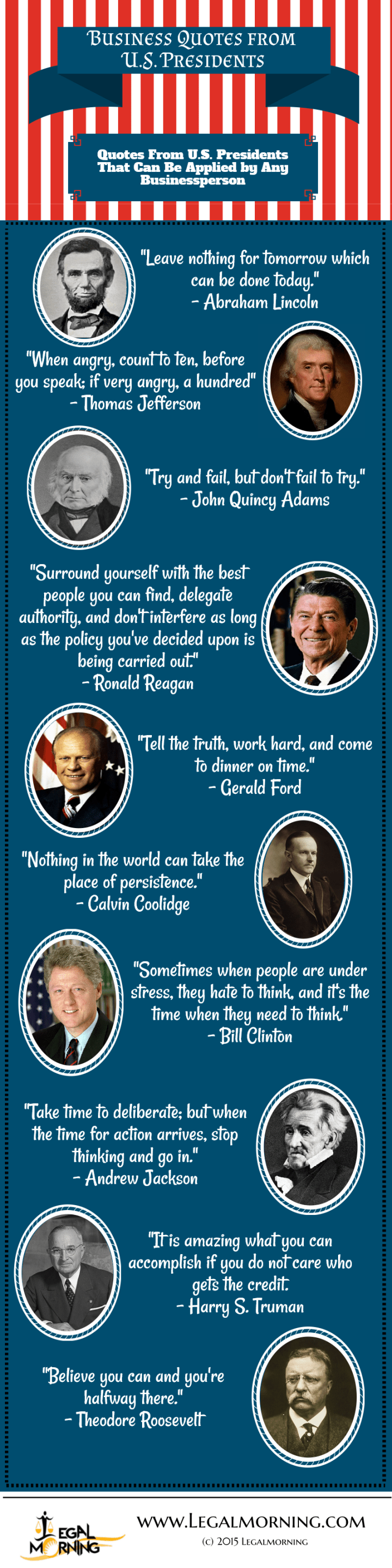 US President Quotes