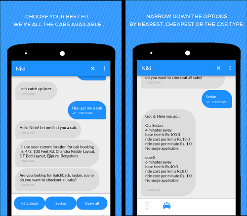 AI Powered Chatbot App That Eases Up Ordering For You! - The