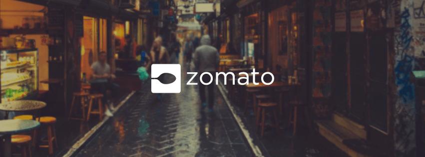 Zomato Shuts Down In Four Cities