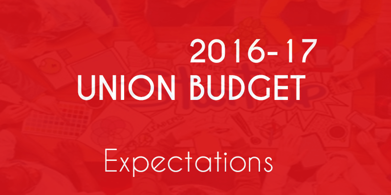 Union Budget Expectations From Startups