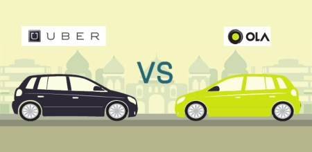 Uber Sues Ola