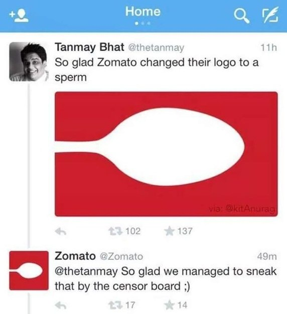 Tanmay Bhatt Tweet
