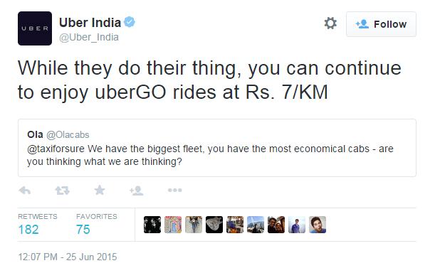 uber troll
