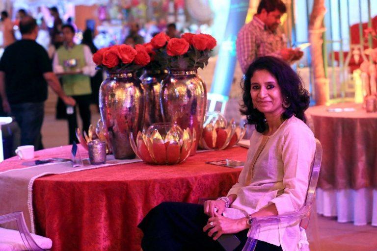 Meet The Lady Behind It All - Mrs. Meeta Gutgutia