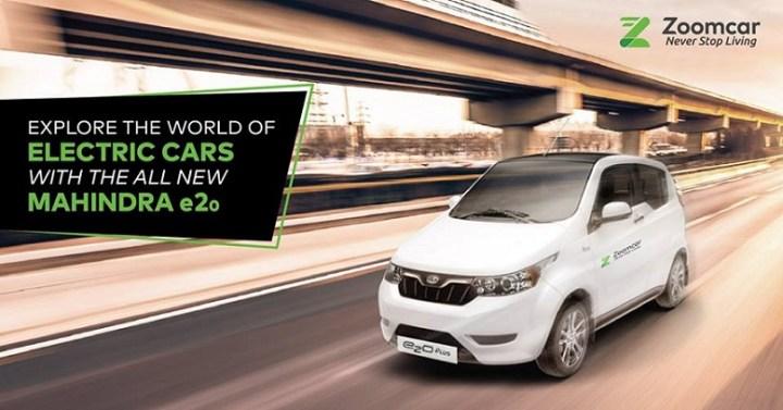 Zoomcar Kolkata EV