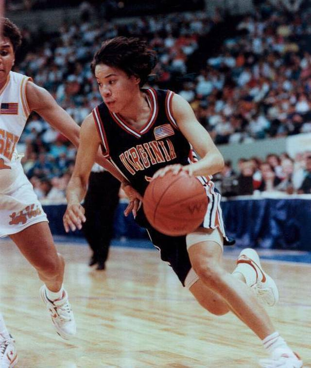 Image result for dawn staley uva