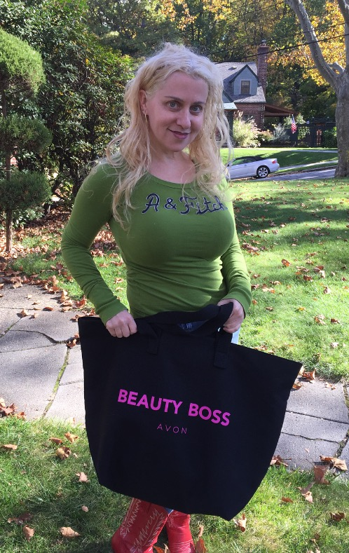 Mamas we are glamming you up with a MEGA AVON giveaway! #BeautyBoss