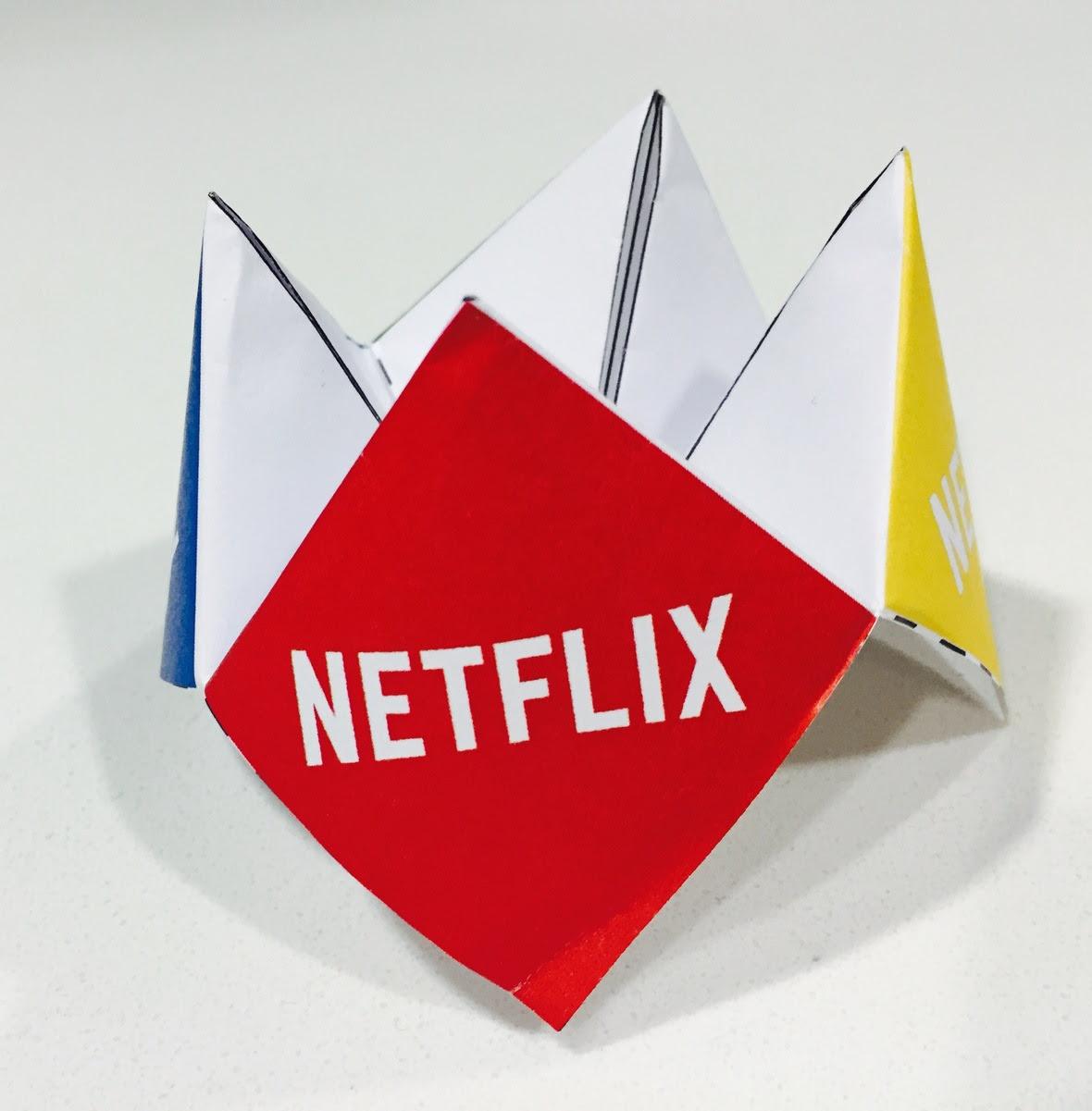 Create your Own Netflix Fortune Teller