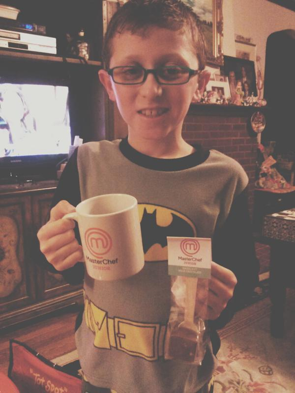 The Sunday Swoon: Tips and tricks for cooking with your kids and a MasterChef Jr. viewing kit giveaway!