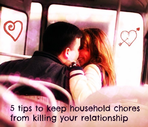 5 tips to keep household chores from killing your relationship- married my sugar daddy