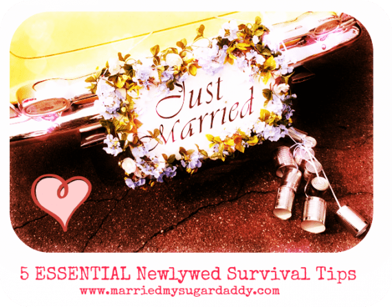 5 ESSENTIAL Newlywed Survival Tips www.thestatenislandfamily.com