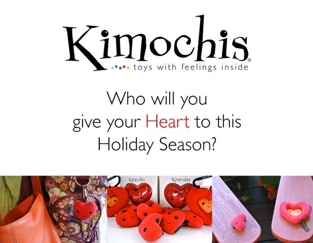 Win Your very own Kimochis at www.TheStatenIslandfamily.com