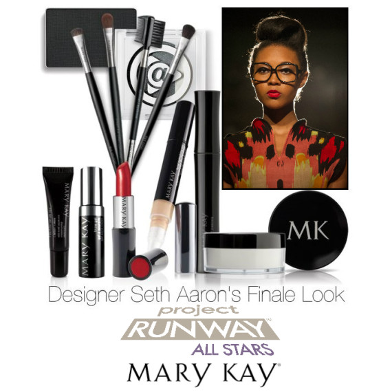 Tips for Real Women: Get the Winning Project Runway Finale Look with Mary Kay and a GIVEAWAY!