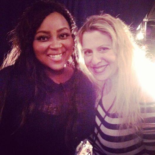 Up Close with Ashunta Sheriff at New York Fashion Week 2014
