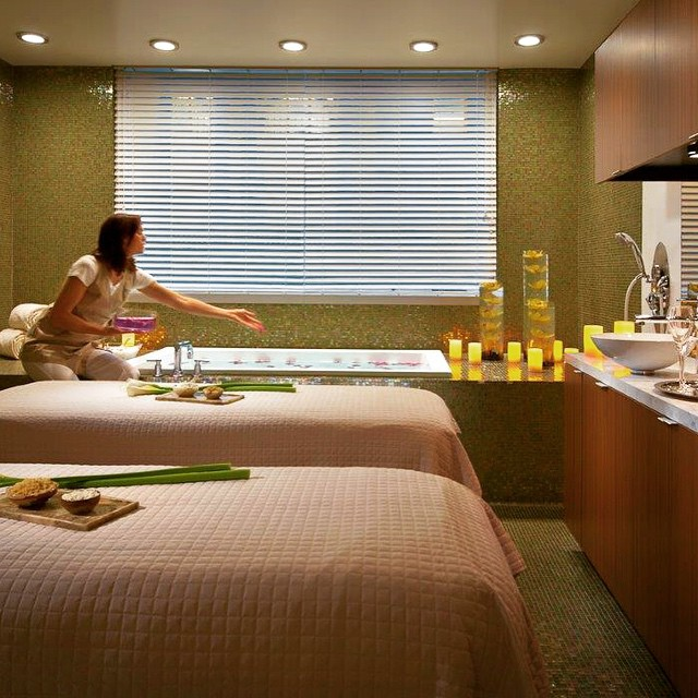 Need a little TLC ? Call the Langham Place Spa 212-613-8721 and ask for their Pampering Prix-fixe package of brunch and a spa treatment!