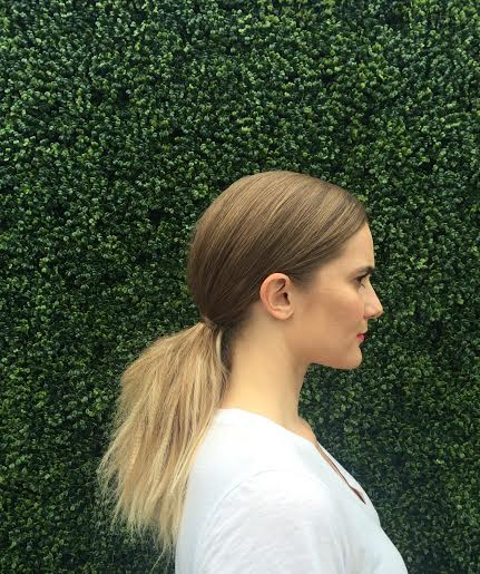 Get The Quintessential Ponytail