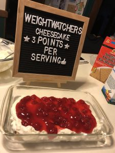 Seven Simple Tips to Introduce Kids to the Joys of Cooking and a No Bake 3 point Weight Watchers Cheesecake Recipe