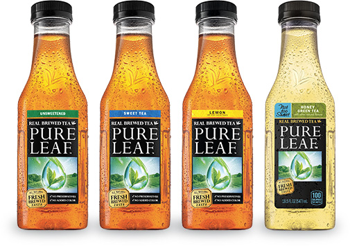 Pure Leaf is An Iced Tea I Can get Behind (Because it is HEALTHY and Delicious)