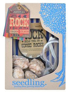 Let's Rock! Geode Kit