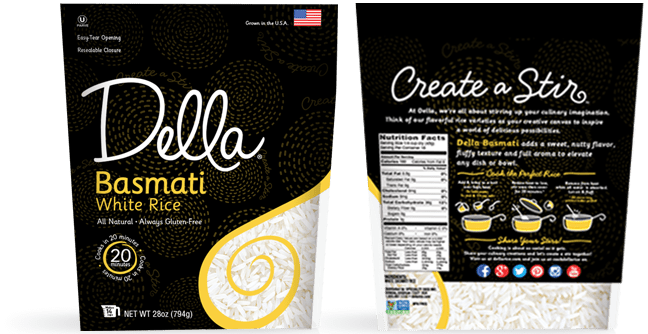Help me #CreateAStir with my Della Rice Chili Stir Recipe!