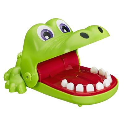 Win an Elefun & Friends Crocodile Dentist Game  Watch out for the cranky croc's chompers! This hilarious Crocodile Dentist game challenges you to watch out for Silly Jock Croc's sore tooth.