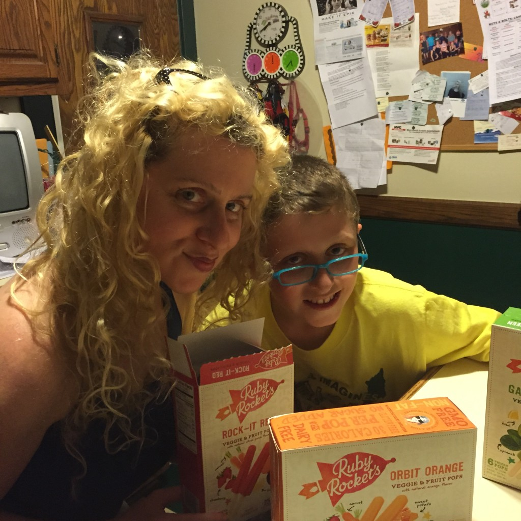 2 Reasons Ruby Rockets is My Healthy Snack of Choice for my Kids and Me