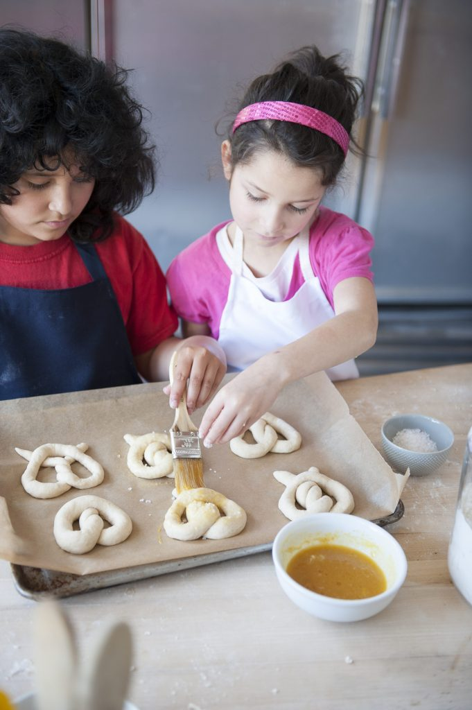 Make Wonderful Treats while Bonding with the Children in Your Life
