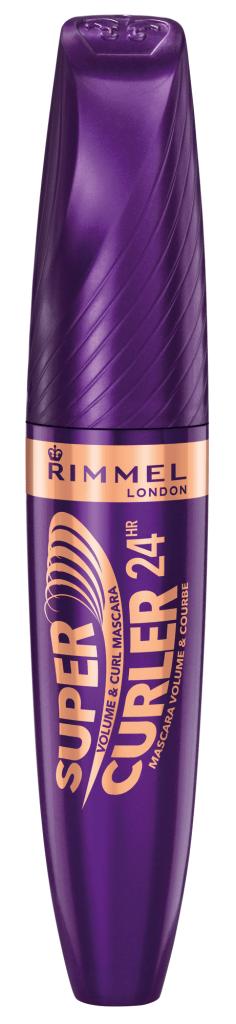 Rimmel London's new SuperCurler 24hr Mascara