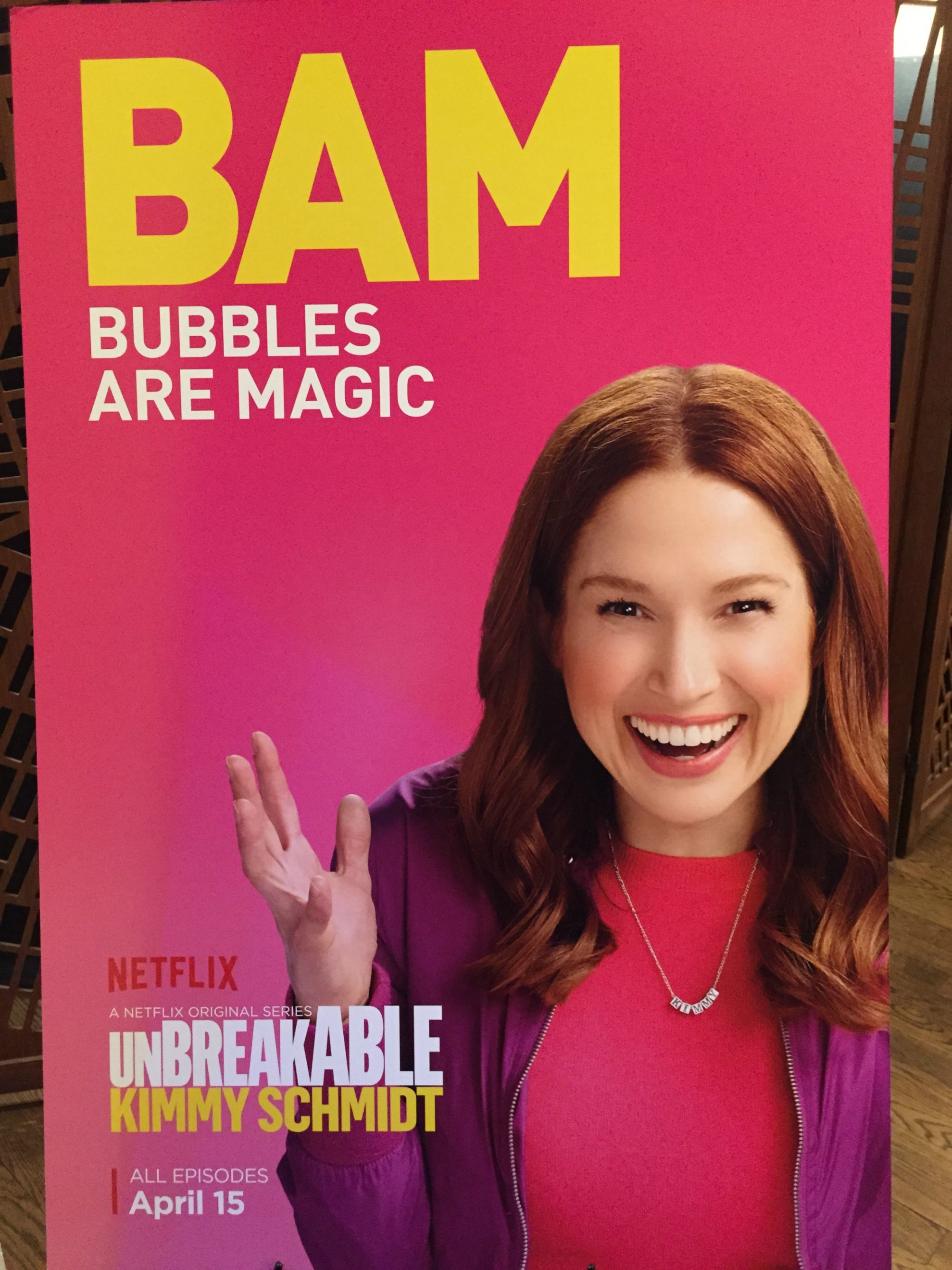 We've got a TOTALLY KimmyTastic Unbreakable Kimmy Schmidt Giveaway to celebrate Season 2!