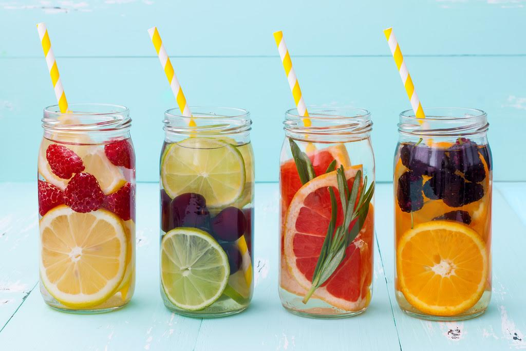 6 Unexpected Infused Water Ideas for Gorgeous Skin