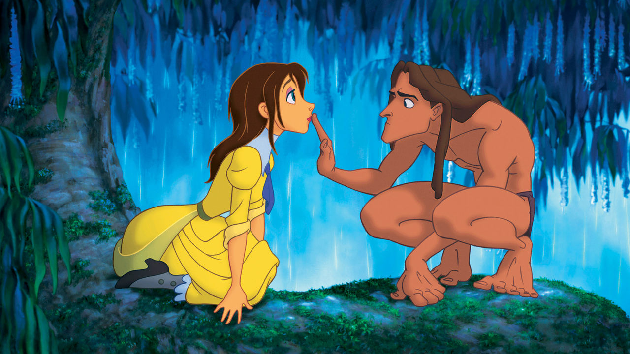 Tarzan After being shipwrecked off the African coast, a lone child grows up in the wild, and is destined to become lord of the jungle.