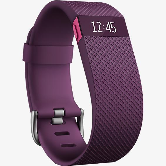 What is the best gadget out there to help you get fit? For keeping the beat: Fitbit Charge HR™ Wireless Heart Rate + Activity Wristband.The Fitbit Charge HR includes an optical heart rate monitor that uses blood flow sensors to gauge your pulse.