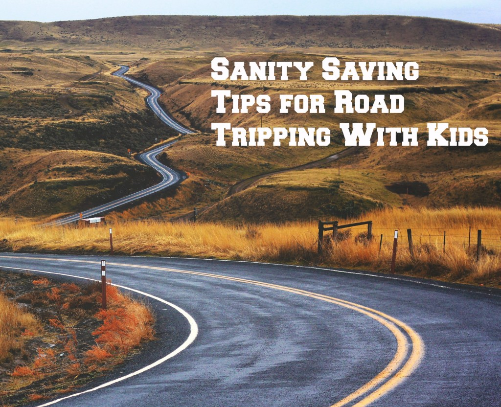 Sanity-Saving Tips for Road-Tripping With Kids