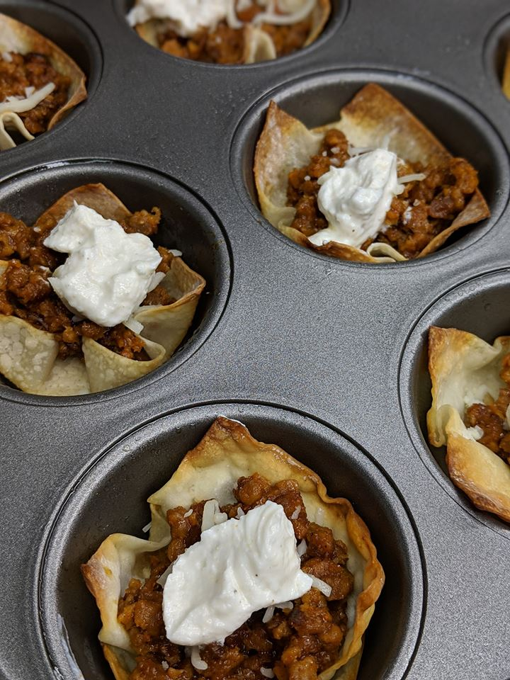 This Recipe for Wonton Tacos will Help you REBOOT and Unplug Your Family