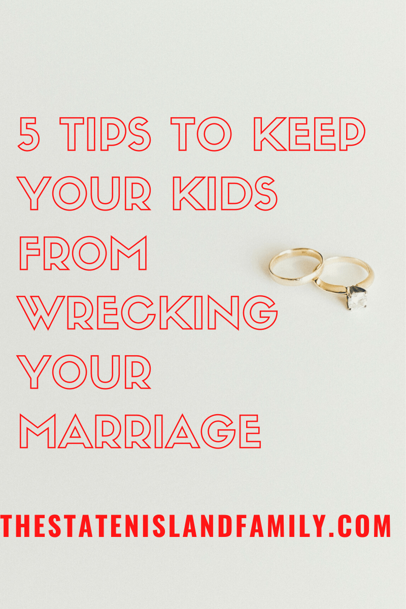 5 tips to keep your kids from wrecking your marriage
