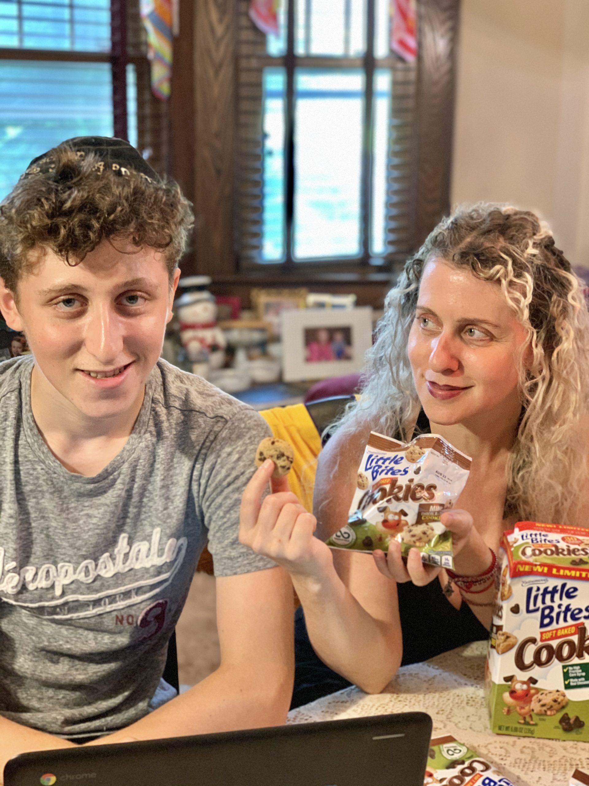 Parenting Lessons and an Entenmann's Little Bites® giveaway!