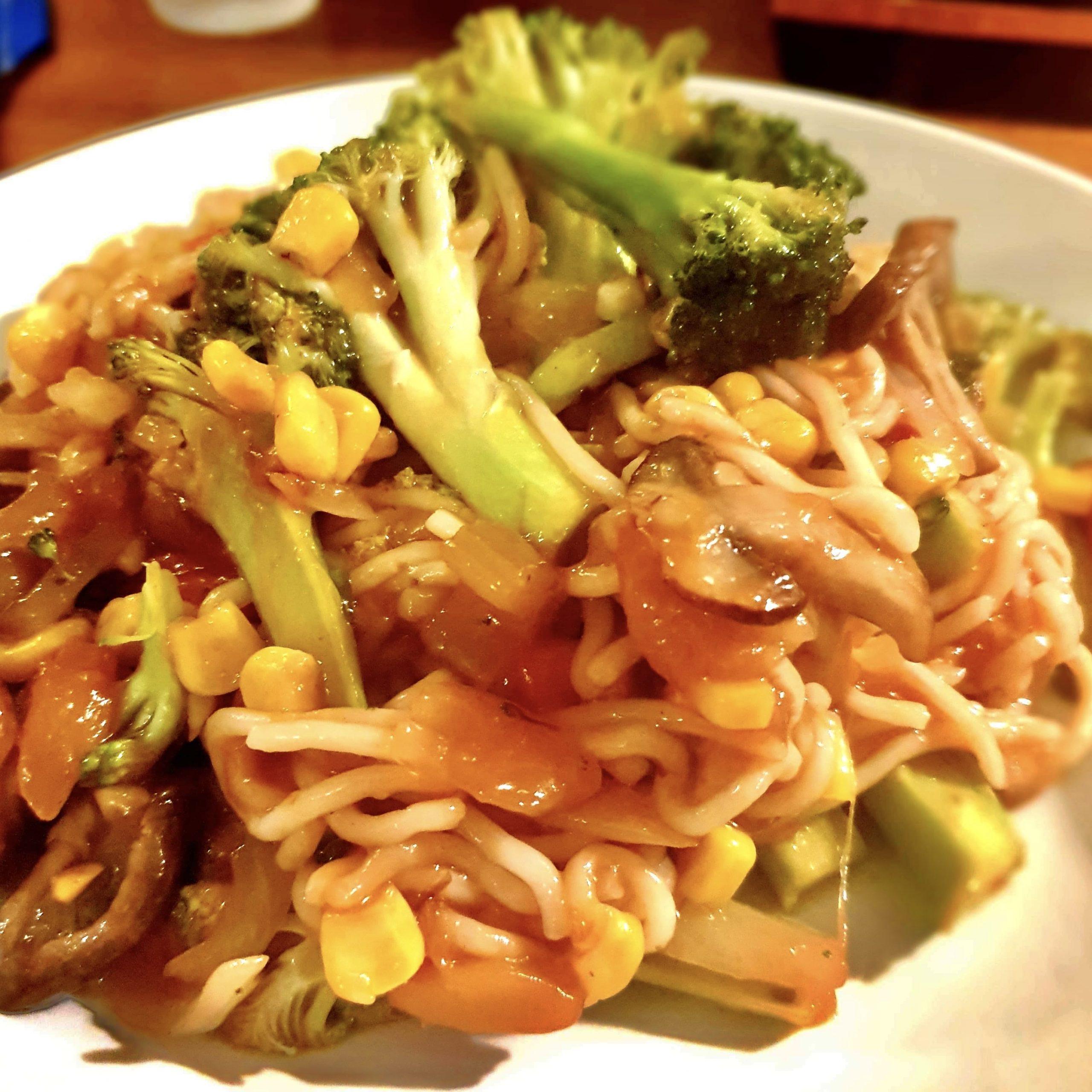 Vegan Asian Stir Fry