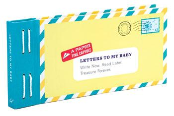 This book of 12 fold-and-mail letters invites mothers to capture the fleeting memories of their babies' first years. Each letter bears a prompt for moms to reflect on their hopes and dreams for their little ones. The letters can be postdated, sealed up, and gifted for the years to come. In the future, their children get to break the seals to receive the greatest gift imaginable: a tangible expression of their mother's love. This heirloom-quality keepsake makes a priceless gift for the expectant or the more experienced mother.